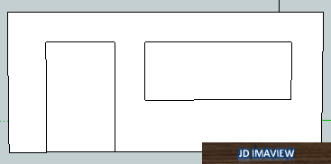 dibujar los marcos