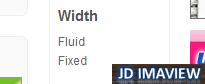 web fluido