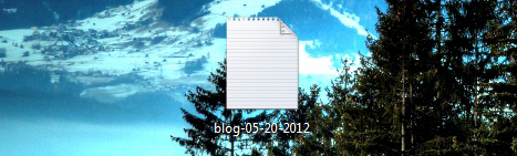 archivo en formato XML