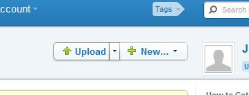 boton upload de box.net