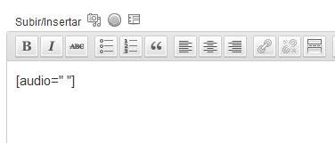 insertar-audio-en-WordPress-sin-pagar-mejoras