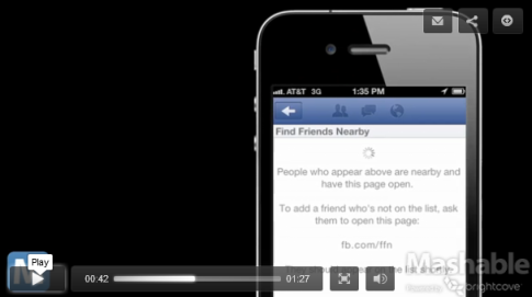 encontrar amigos cerca en facebook