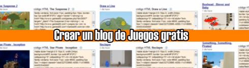 Crear-blog-de-juegos-gratis