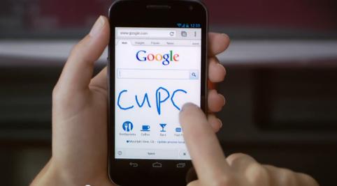 google handwrite new system