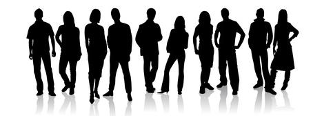 variedades de personas del mundo