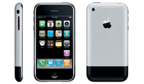 iphone primera generacion