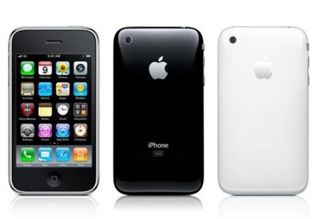 iphone tercera generacion