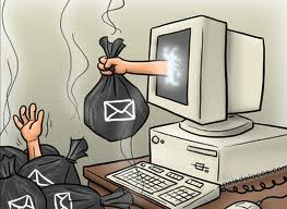 spam ilustracion